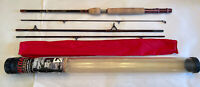 Wright & McGill Eagle Claw 4 Piece Trailmaster ZLII Spin/fly Rod Appears UNUSED