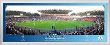 """2014 UEFA Super Cup MIA Halfway 30"""" Panoramic"""