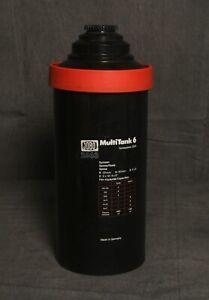 JOBO MultiTank 6 - 2563 (Tanksystem 2500)  with 6 reels  COMPLETE (J006)