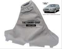 Handbrake Gaiter For Volvo V70 2004-2007 Grey Leather