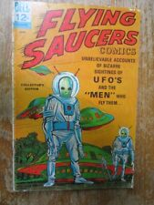 1967 Flying Saucers #1 Dell Comic Book