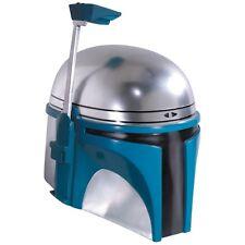 Jango Fett Helmet Adult Star Wars Collectible Supreme Edition Costume Mask