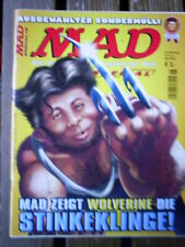 MAD SPECIAL  Nr. 18 mit Poster  - COMIC HEFT - WOLVERINE X-MEN TOP