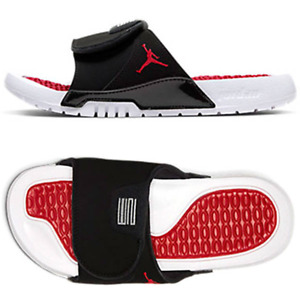 NEW Jordan Hydro 11 Retro Slides Boy's Youth Size 6Y 7.5 WOMEN [AJ0022-006]
