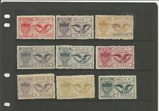 PHILIPPINES INTERNAL REVENUE STAMP COLLECTION