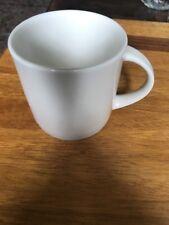 Royal doulton coffee mug White BNWT
