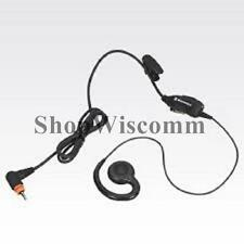 Motorola OEM PMLN7189A Swivel Earpiece with in-line microphone and push-talk