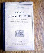 Scolaire ANTIALCOOLISME LIVRE DE LECTURE SUR L'ENSEIGNEMENT ANTIALCOOLIQUE  1901