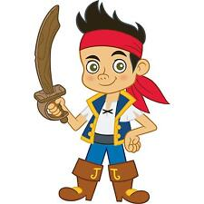 Jake and the Never Land Pirates wall stickers 17 decals MURAL skulls  room decor