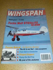 WINGSPAN # 77 - CESSNA BOBCAT - MAY 1991