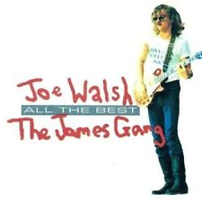 Joe Walsh The James Gang All The Best‎ CD Essential Gold ‎– PWKMC 4207 Compil