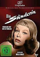 Die Sünderin - filmjuwelen von Forst, Willi | DVD | Zustand sehr gut
