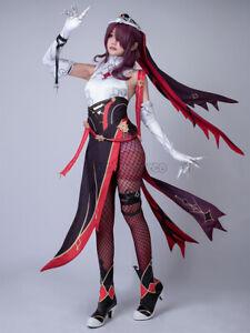 Game Genshin Impact Rosaria Cosplay Costume C00326