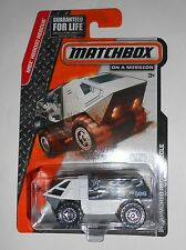 MATCHBOX ARMORED RECON VEHICLE MBX HEROIC RESCUE 91 OF 120 SHIPS FREE