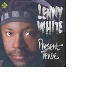Lenny White - Present Tense / SILVA SCREEN RECORDS CD 1995