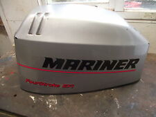 Mercury/Mariner outboard hood 30/40HP carb. or EFI four-stroke  models. Used.