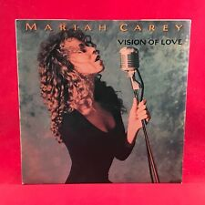 "MARIAH CAREY Vision Of Love 1990 UK 7"" vinyl single EXCELLENT CONDITION 45"