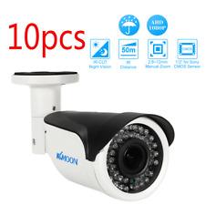 HMQC 2.0MP 3.6MM AHD Camera Outdoor 1080P Security Bullet Wateproof 36IR IP66 B