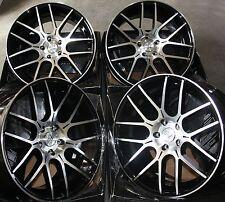 "Velocidad de 20"" Ruedas de Aleación Ajuste GTST Nissan Skyline GTR Gtt 200 300ZX 350Z S14 S15"