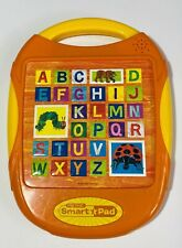 Eric Carle My First Smart Pad Replacement Tablet ABC - Hungry Caterpillar EUC