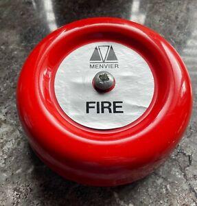 Menvier fire alarm bell