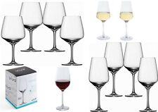 Large Red White Wine Glasses Vivo glasses 356 ml - Box of 8 Glasses
