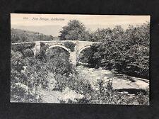 Vintage RPPC: Devon: #T35: New Bridge, Ashburton