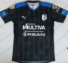 2015 Queretaro Gallos Blancos team signed Match Worn jersey #17 Mario Osuna