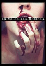 BRING ME THE HORIZON - BLOOD LUST - FABRIC POSTER - 30x40 WALL HANGING 52135