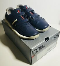 $540 Prada Calzature Blue Cup Style Luxury sneakers shoes Men's Size 11.5 us