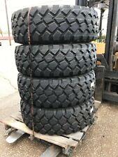 Michelin 39585r20 Xzl Tire With Aluminum Wheel Mrap Runflatbeadlock Unused