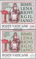 Vatikanstaat 783-784 (kompl.Ausg.) postfrisch 1981 Vergil