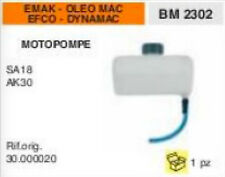 30000020 SERBATOIO MOTOPOMPA EMAK OLEOMAC EFCO DYNAMAC SA18 AK30