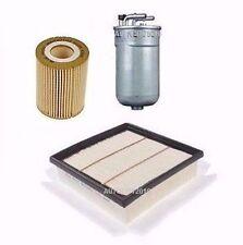 Pour vauxhall corsa 1.7 cdti 130 bhp service kit huile/air/filtre a gasoil 11 > sur