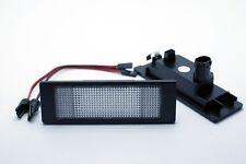 2x LED LICENSE NUMBER PLATE LIGHT MINI R55 R55N R60 R61 CANBUS