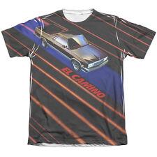 Chevrolet CHEVY EL CAMINO LASER CAMINO Men's Blend Shirt, Size: SM-3XL