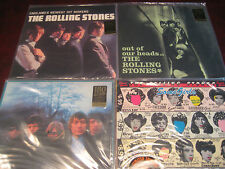 ROLLING STONES SOME GIRLS S/T BUTTONS OUT OF HEAD 180 GRAM LIMITED USA Sealed LP
