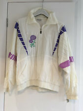Vintage  80s Sergio Tacchini Tracksuit Shell retro sports casual tennis size 42