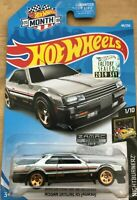 Hot Wheels 2019 Zamac - Nissan Skyline RS - Model of the Month Factory Seal Set