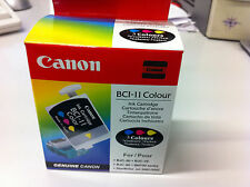original Canon BCI-11 Color 3er-Pack für BJC-50 70 80 BN700 0958A002 A-Ware