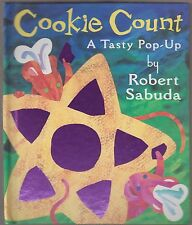 NEW FIRST Ed AUTOGRAPHED Cookie Count A Tasty POP UP and Art Robert Sabuda