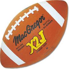 MacGregor® X2J Rubber Football - Junior, Ages 9-12