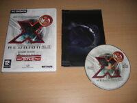 X3 X 3 REUNION 2.0 2007 GOTY Edition inc. BALA GI's RESEARCH Missions Pc DVD Rom