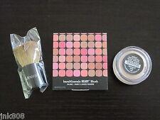 bare Minerals * BLUSH & PERFECT SET * Mini Blush Mineral Veil Kabuki Brush ~ NEW