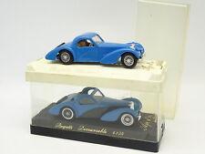 Solido 1/43 - Lot de 2 Bugatti Atalante Bleue