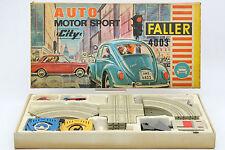 Faller 4003 Set Ho Ams Auto Motor Sport slot car H0 ca 1970