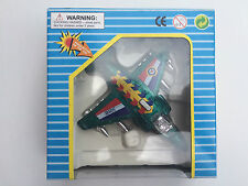 Die cast toy planes SONIC EAGLE PLANE  IN WINDOW BOXES