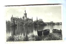 AK Ansichtskarte alt SCHWERIN Schloß Mecklenburg-Vorpommern  selten 1939