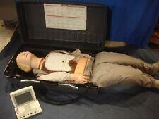 LAERDAL AIRWAY RESUSCI ANNE SKILLMETER FULL BODY EMT TRAINING MANIKIN #1