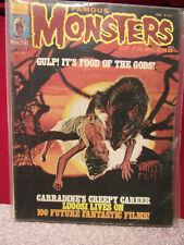 Famous Monsters Of Filmland #128 September 1976  Magazine